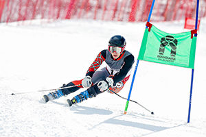 A Season of Abundant Snow and Victorious Races for Academy Skiers