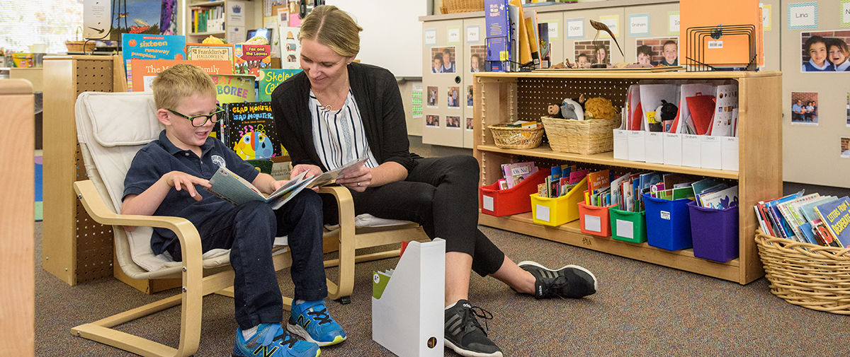 f235300d424 Raising Young Readers  Lucy Calkins Library Boosts Kindergarten Literacy  Program
