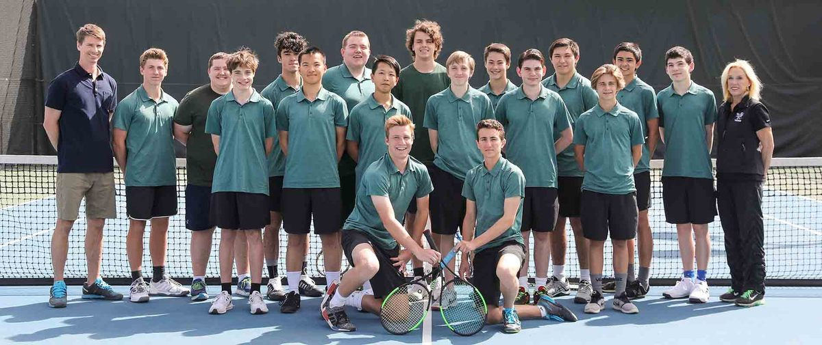 Suspense-Filled Boys Tennis Tournament Ends with Rowland Hall's First State Title in Seven Years