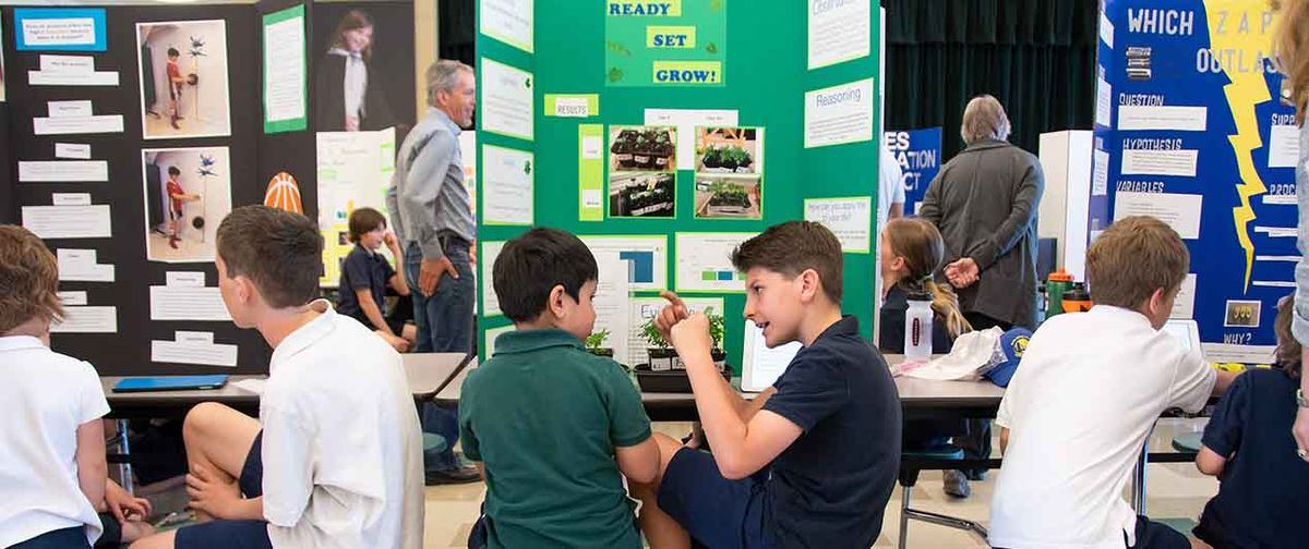 Doing What Real Scientists Do: Fifth-Grade Science Share Celebrates Inquiry, Process, and (Sometimes) Failure